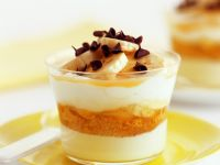Cottage Cheese with Banana recipe