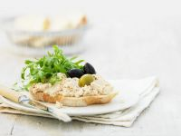 Country Chicken Pate with Olives recipe