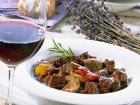 Country-style Lamb Stew recipe