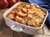 Courgette and Tomato Bake recipe
