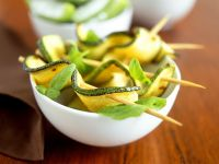 Courgette Appetisers recipe