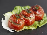 Couscous-stuffed Tomatoes recipe