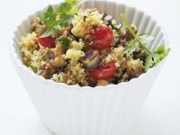 Couscous Vegetable Salad recipe