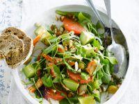 Crab Salad with Avocado recipe