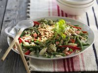 Crab and Green Bean Salad recipe