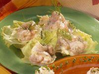 Crab Canapes recipe