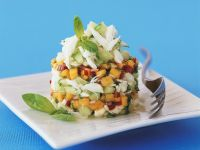 Crab Salad with Mango recipe