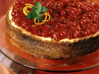 Cranberry Cake recipe