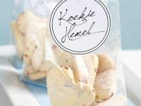 Cranberry Heart Cookies