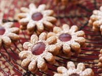 Cranberry-Jelly Cookies recipe
