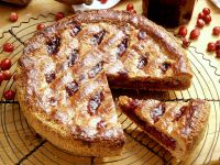 Cranberry Pastry Tart recipe
