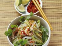 Crayfish and Noodle Salad Bowl recipe