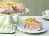 Cream Cake with Caramel recipe