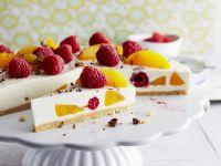 Cream Cheese and Fruit Gateau recipe