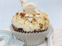 Cream Cheese, Coconut and Cocoa Cakes recipe