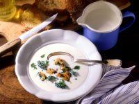 Cream Cheese Soup recipe
