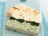 Cream Cheese Terrine with Spinach and Smoked Salmon recipe