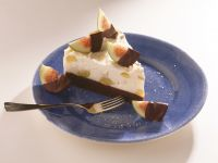 Cream Cheesecake with Figs recipe