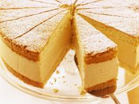 Cream Filled Cake recipe
