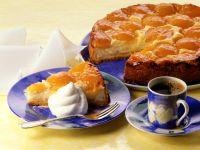 Creamy Apricot Cake recipe