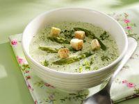 Creamy Asparagus Veloute recipe