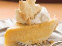 American Pumpkin Pie recipe