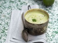 Creamy Avocado Soup recipe
