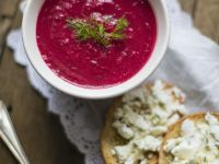 Creamy Beet Bisque recipe
