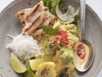 Creamy Brassica Curry recipe