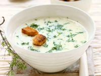 Creamy Cheese Soup recipe