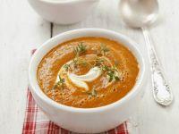 Creamy Cherry Tomato Soup recipe