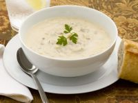 Creamy Chicken and Corn Soup recipe
