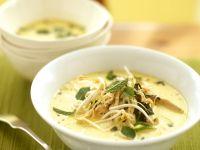 Creamy Chicken Thai Soup recipe