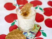 Creamy Cinnamon and Apple Shake recipe