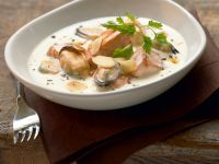 Creamy Fish Stew recipe