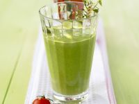 Creamy Green Smoothie recipe
