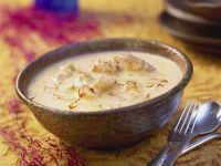 Creamy Indian Chicken Soup recipe