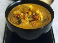 Creamy Mild Chicken Curry recipe