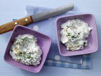 Creamy Mushroom Spread recipe