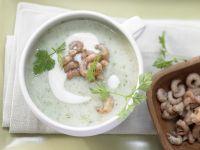Creamy Parsnip Soup recipe