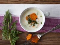 Creamy Potato Soup recipe