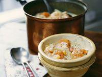 Creamy Prawn Chowder recipe