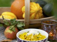 Creamy Pumpkin Rice recipe