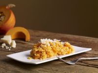 Creamy Pumpkin Risotto with Parmesan recipe