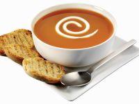 Creamy Rosehip Soup