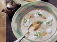 Fish Bisque with Herbs recipe