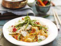 Creamy Thai Chicken Curry recipe