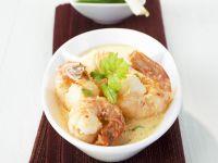 Creamy Tiger Prawn Curry recipe