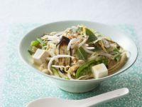 Creamy Tofu Bowl recipe