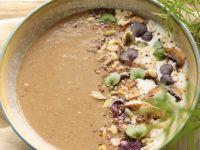 Creamy Vegan Mushroom Soup recipe